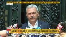 Liviu Dragnea si-a depus demisia din functia de presedinte executiv al PSD
