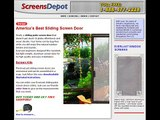 Screens Depot - Window Screens & Sliding Screen Doors