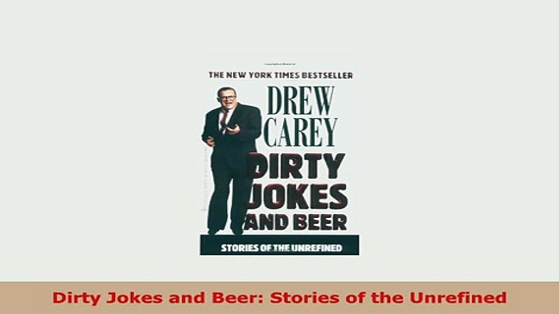 Download Dirty Jokes and Beer Stories of the Unrefined Free Books