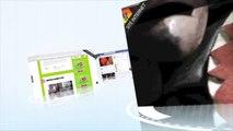 Publicité SGCOM - Agence de communication Digitale Sites Internet et Application Iphone