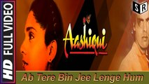 Ab Tere Bin Jee Lenge Hum [Full Video Song] - Aashiqui [1990] Song By Kumar Sanu FT. Rahul Roy [HD] - (SULEMAN - RECORD)