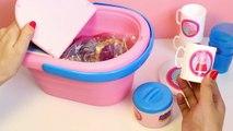Peppa Pig Picnic Basket Play Doh Peppa Pig Toys Cesta de Picnic Playdough Picnic Part 1