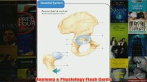 Free   Anatomy  Physiology Flash Cards Read Download