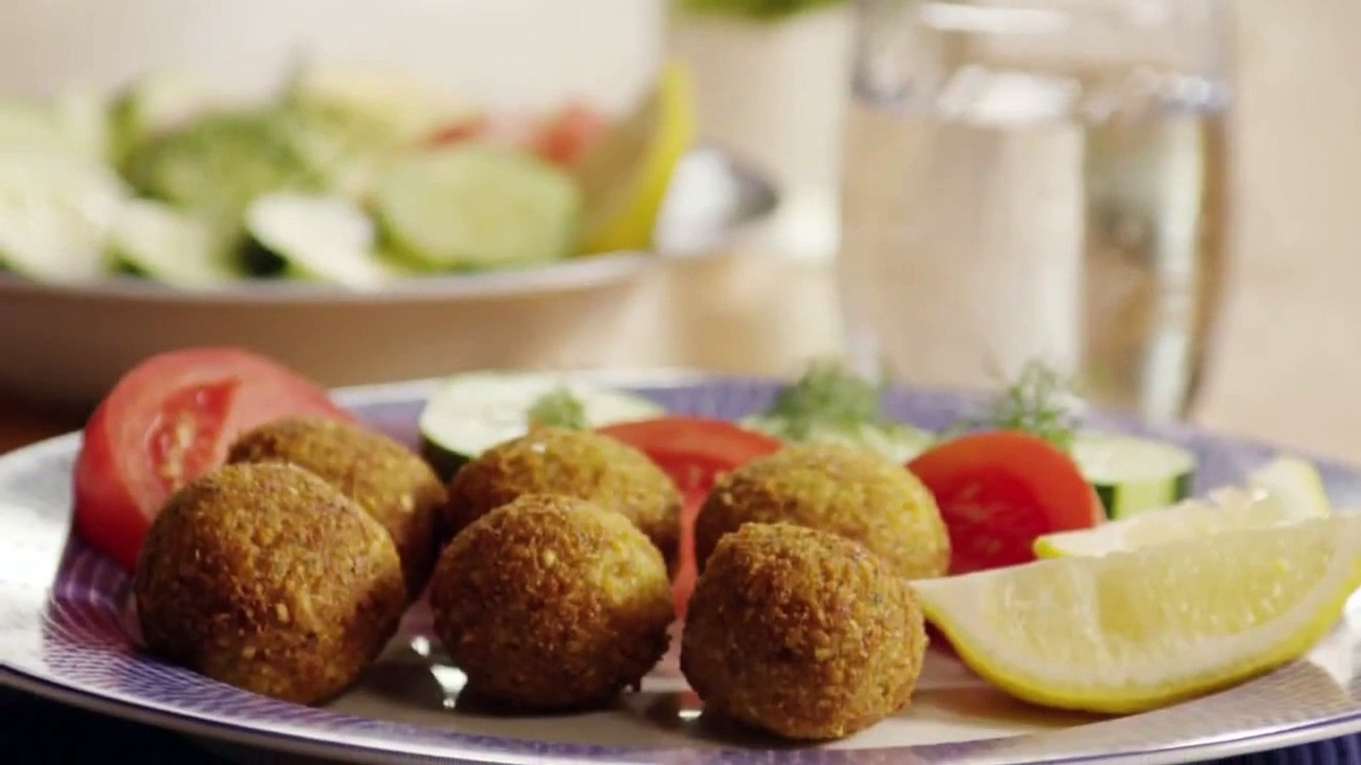Vegan Friendly Falafel | Vegan Recipe