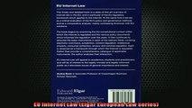 EBOOK ONLINE  EU Internet Law Elgar European Law series  DOWNLOAD ONLINE