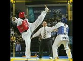 Taekwondo Mohamed Riad Pictures Sydney & Athens