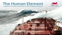 Download The Human Element  A Guide to Human Behaviour in the Shipping Industry