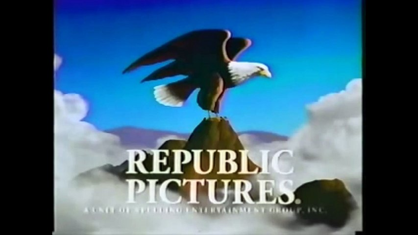Trainspotting 1994 Republic Pictures VHS w/ GoAnimate Pictures 1994 logo REAL, NOT FAKE | Godialy.com