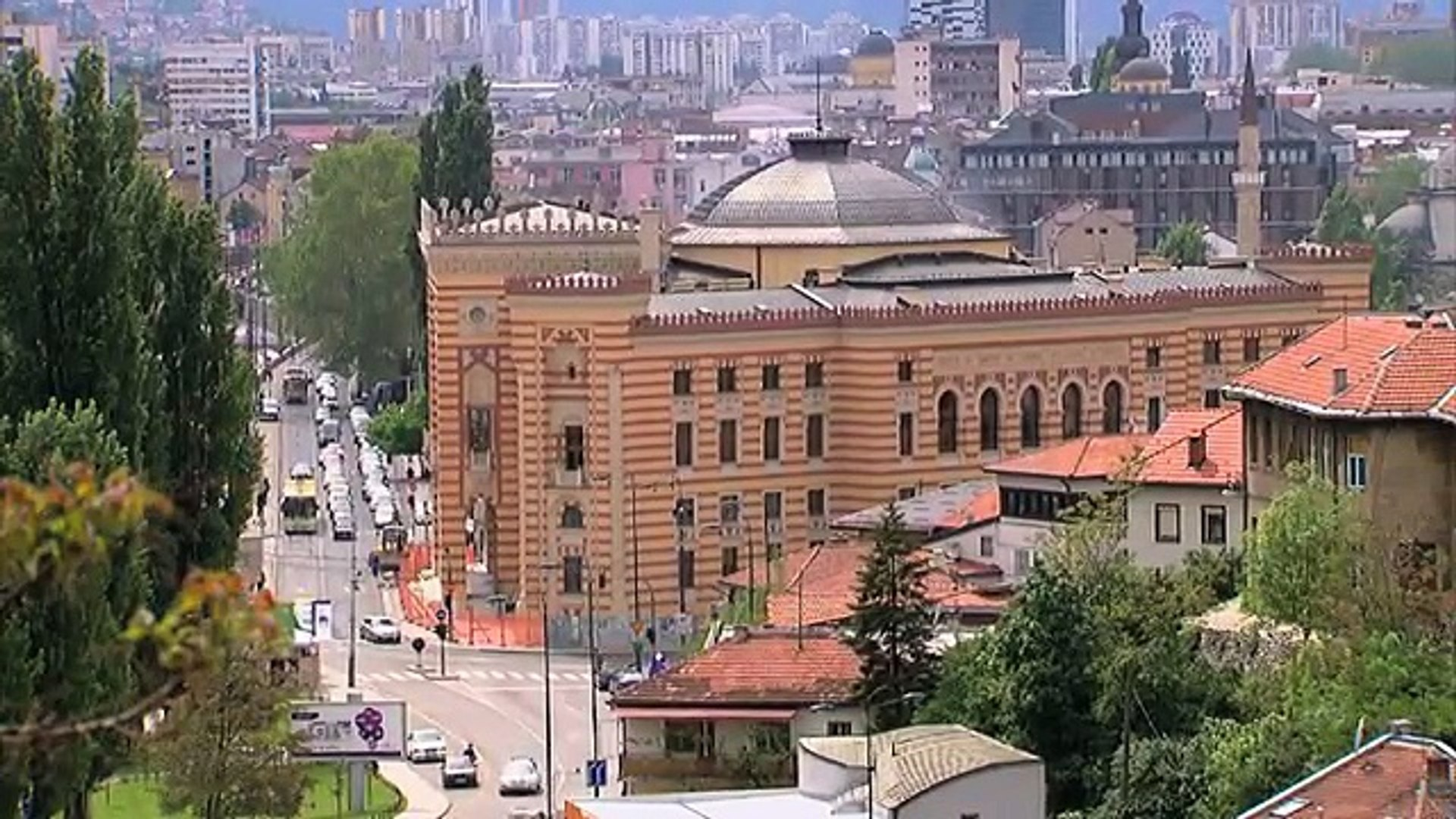 Bosnians Remember Gavrilo Princip