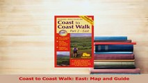 PDF  Coast to Coast Walk East Map and Guide Download Full Ebook