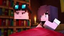 Minecraft Animation-DanTDM Horror map