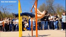 TOP 15 HARDEST POWER MOVES IN ALL STREET WORKOUT 2
