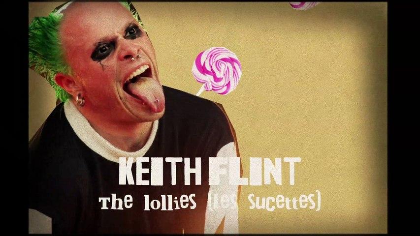 """Boris Bergman parle de Keith Flint et son interprétation de """"the Lollies"""""""
