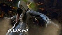 The King of Fighters XIV - Trailer Kukri et Mui Mui