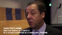 Lutte contre l'antibiorésistance : interview de Xavier Prats Monné
