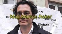Mag. Markus Reiter: Das Neunerhaus ist 10 Jahre alt