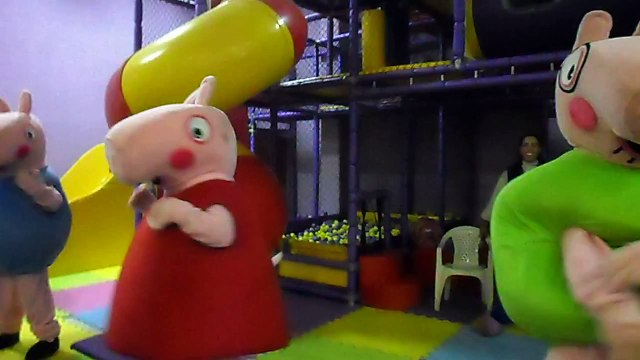 Peppa Pig no shopping itapevi