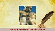 PDF  Auguste Rodin Und Camille Claudel  Read Online