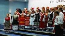 Ohrid Choir Festival 2009   Mesetchinka   Folk choir NMU Lyubomir Pipkov Sofia