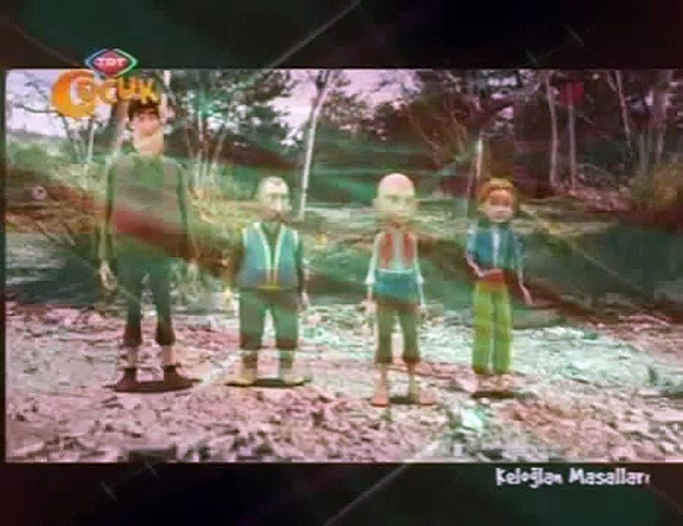 Keloğlan Masalları Kirli Göle Dalış İzle TRT Çocuk Çizgi Film Yeni Bölüm Çizgi