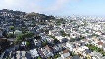 Drifting Above San Francisco in 4K