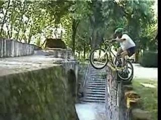 Bike  Vtt Trial Street des boss !!