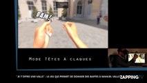 Je t'offre une Valls : Le jeu où il est possible de gifler Manuel Valls (Vidéo)