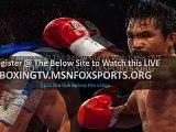pacquiao vs bradley fight - Manny Pacquiao vs Timothy Bradley 3 FACE OFF - EsNews Boxing
