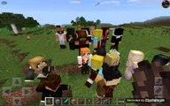 Mod comes alive para minecraft pe 0.14.0 oficial sin bug ni lag
