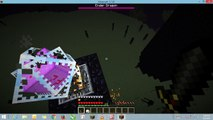 minecraft KILLING EnderDragon with too many swords mod (1.7.10) mod showcase