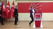 CHP Kadın Kolları Genel Başkanı Köse - Kılıçdaroğlu'nun Bakan Ramazanoğlu'na Yönelik Sözleri -...