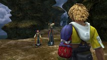 FINAL FANTASY X HD Remaster Dark Magus Sisters Chase Sequence