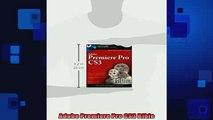FREE PDF  Adobe Premiere Pro CS3 Bible READ ONLINE