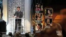 2013 SAG Awards Highlights   Screen Actors Guild awards