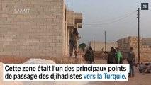 Les rebelles syriens chassent l'Etat islamique d'une ville stratégique près de la Turquie