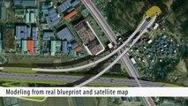 GVAL - 3D Interactive Simulator for Traffic
