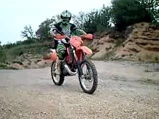 Cascade en KTM