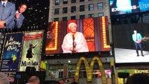 Helen Mirren Tony Award speech