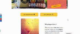 Belgian Beer Club - Buy a craft Belgian beerbox with BelgiBeer