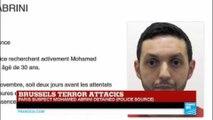 Brussels terror attacks: Paris suspect Mohamed Abrini detained, several arrests