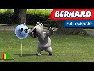Bernard Bear - 11 - At the theme park