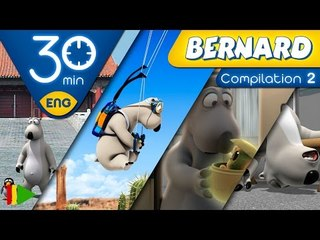 Bernard Bear  | Collection 02 | 30 minutes