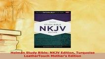PDF] KJV Study Bible, Turquoise Mother s Edition