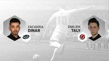 eSport - E-Football League : Zacharia Dinar vs Emilien Taly