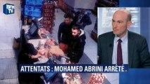 """Nicolas Hénin: Mohamed Abrini """"a eu un rôle de soutien"""" le 13 novembre"""