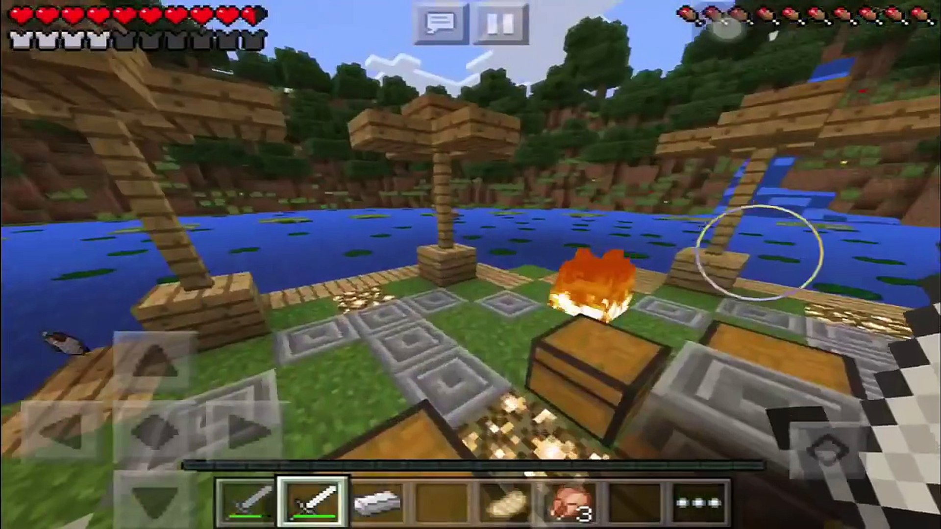 0 14 0] Minecraft Pe Hunger Games