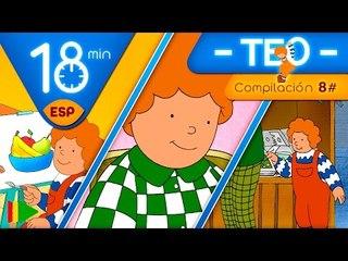 TEO | Colección 08 (Vuelta al cole) | Episodios completos para niños | 18 minutos