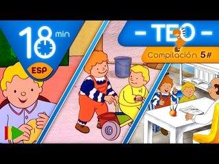 TEO | Colección 05 (Teo y Pablo) | Episodios completos para niños | 18 minutos