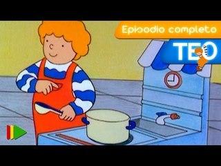 TEO (Español) - 28 - Teo en la cocina