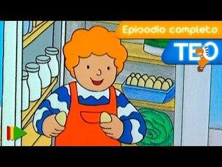 TEO (Español) - 26 - Teo y los alimentos